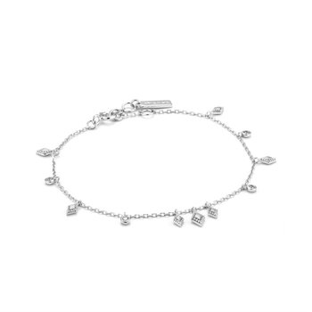 Sterling Silver Polished Bohemia Bracelet