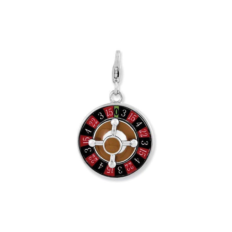 Enameled Roulette Wheel