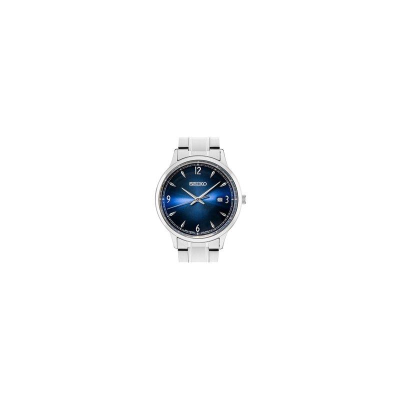 Stainless Steel Seiko Quartz Watch