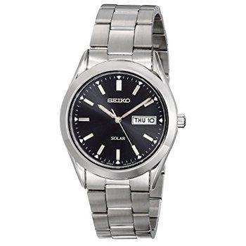 Seiko Stainless Steel Solar Watch