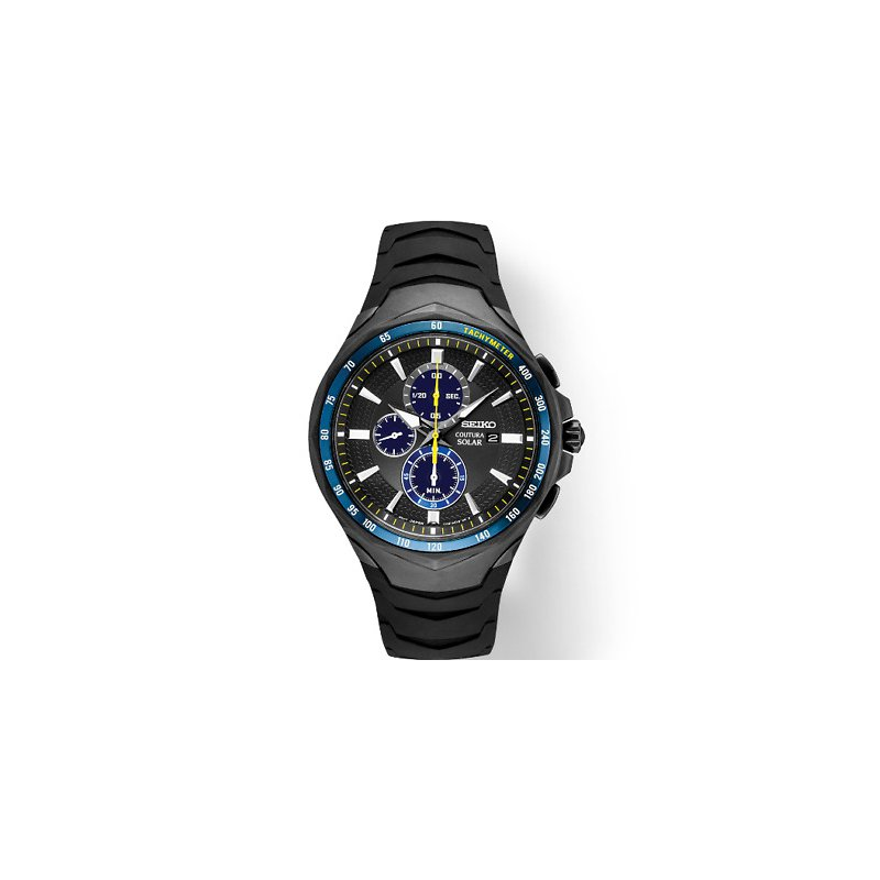 Stainless Steel Coutura Special Edition Seiko Watch