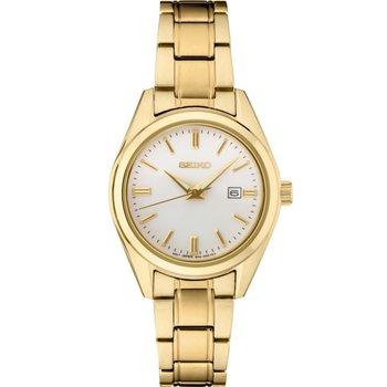 Ladies Yellow Stainless Steel Quartz Watch