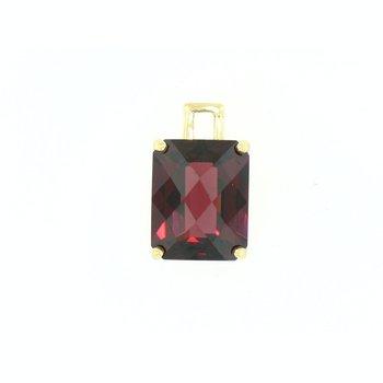 Fine Garnet Gem Drop