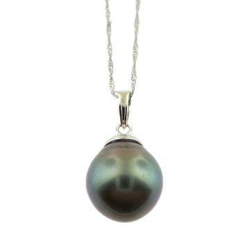14 Karat Tahitian Pearl Pendant