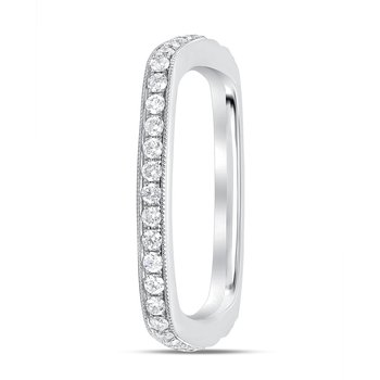 Square Diamond Band