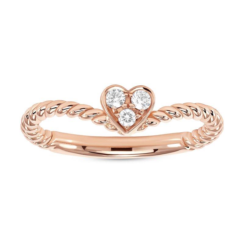 Petite Heart Ring