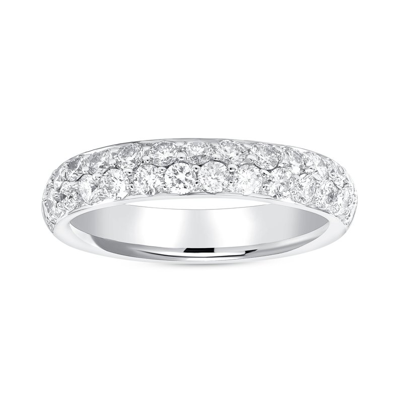 Pavé Diamond Band