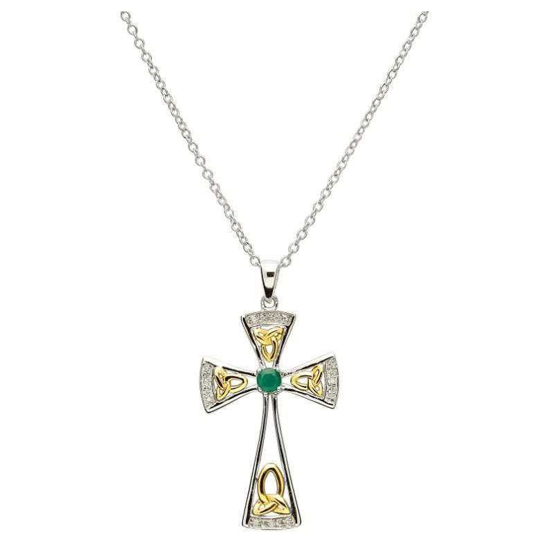 Celtic Collection Celtic Cross Pendant