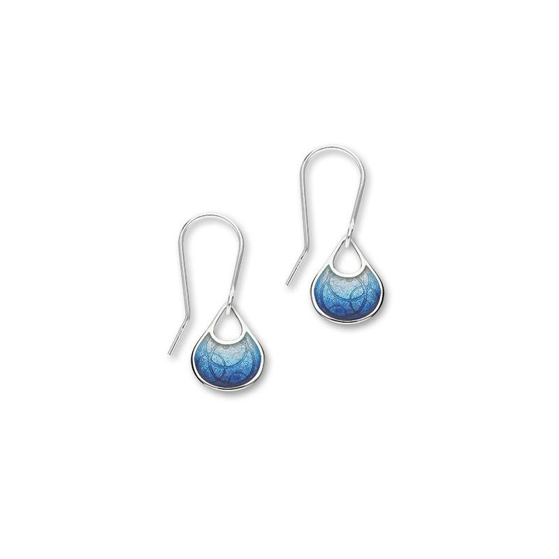 Celtic Collection Celtic Earring - Waterfall