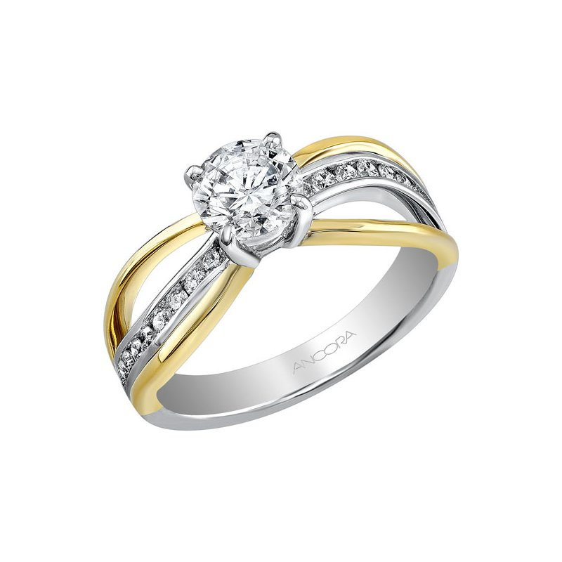 Ancora Freedom Diamond Ring
