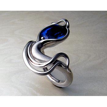 "Antony Jewelers ""Something Blue"" ring"