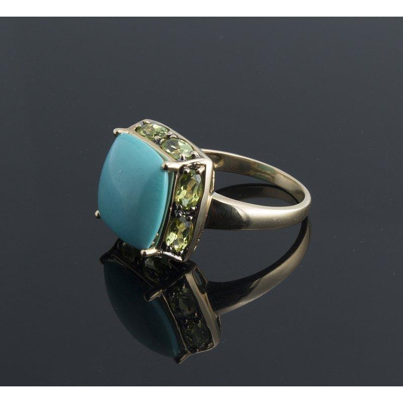 Antony Jewelers Turquoise fashion ring