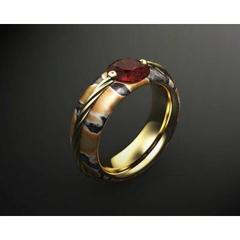 Antony Jewelers Unique Band