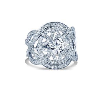 Star Fashion ring