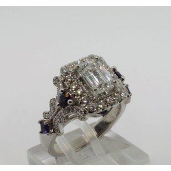 Amazingly designed engagement ring