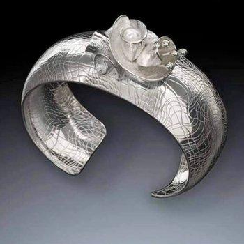 Australian Sterling Silver Bracelet