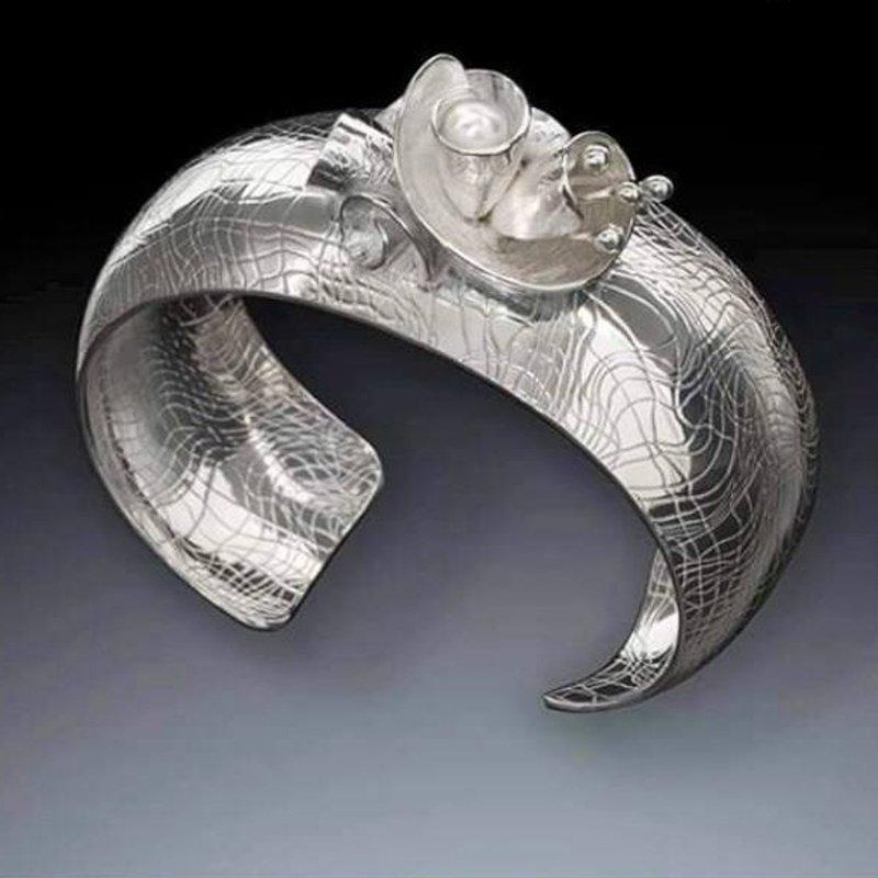 Antony Jewelers Australian Sterling Silver Bracelet