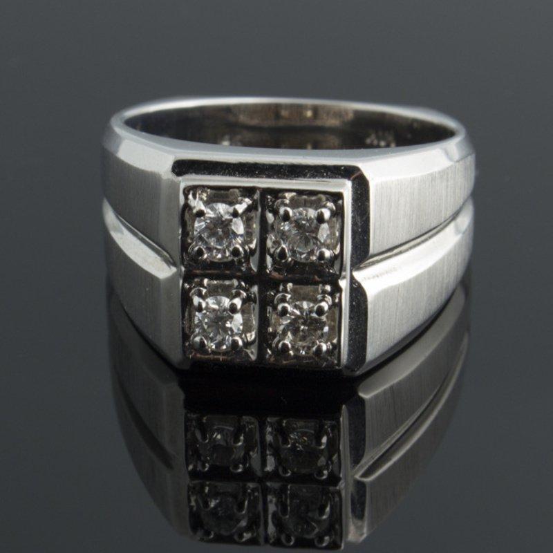 Antony Jewelers Men's diamond ring