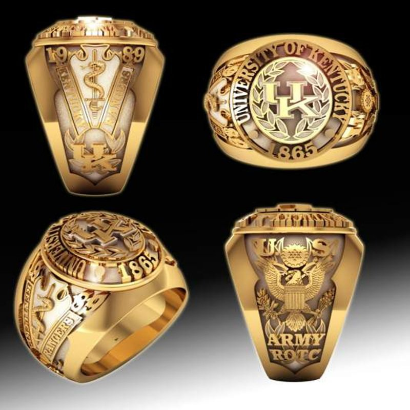 Antony Jewelers Amazing men's class ring