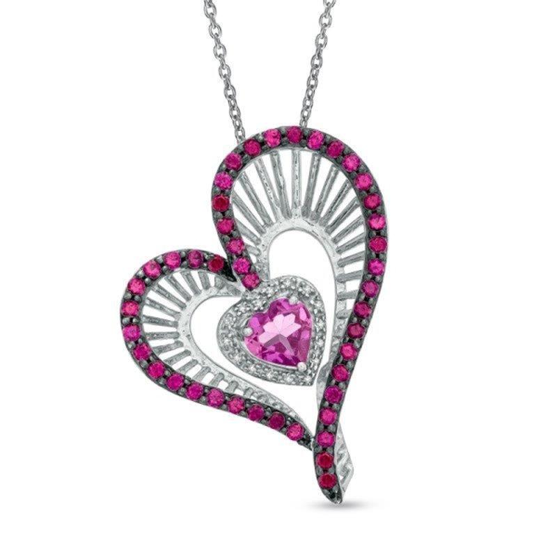 Antony Jewelers Heart shape pendant