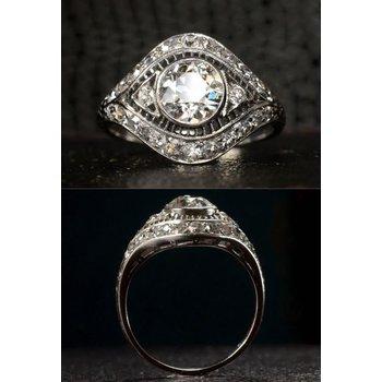 Antony's engagement ring