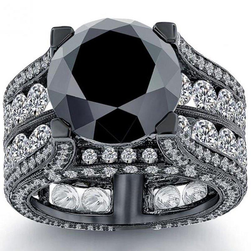Antony Jewelers Rocker style fashion ring