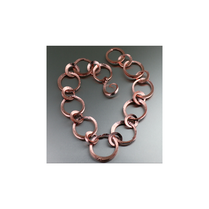 Antony Jewelers Rose gold chain necklace