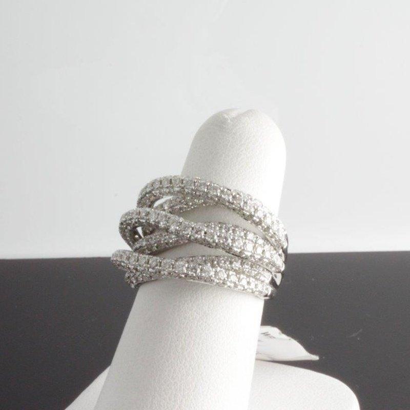 Antony Jewelers Multi layered fashion ring