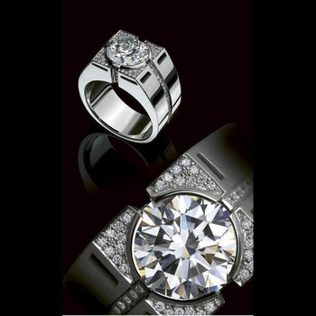 Timeless fashion men's ring