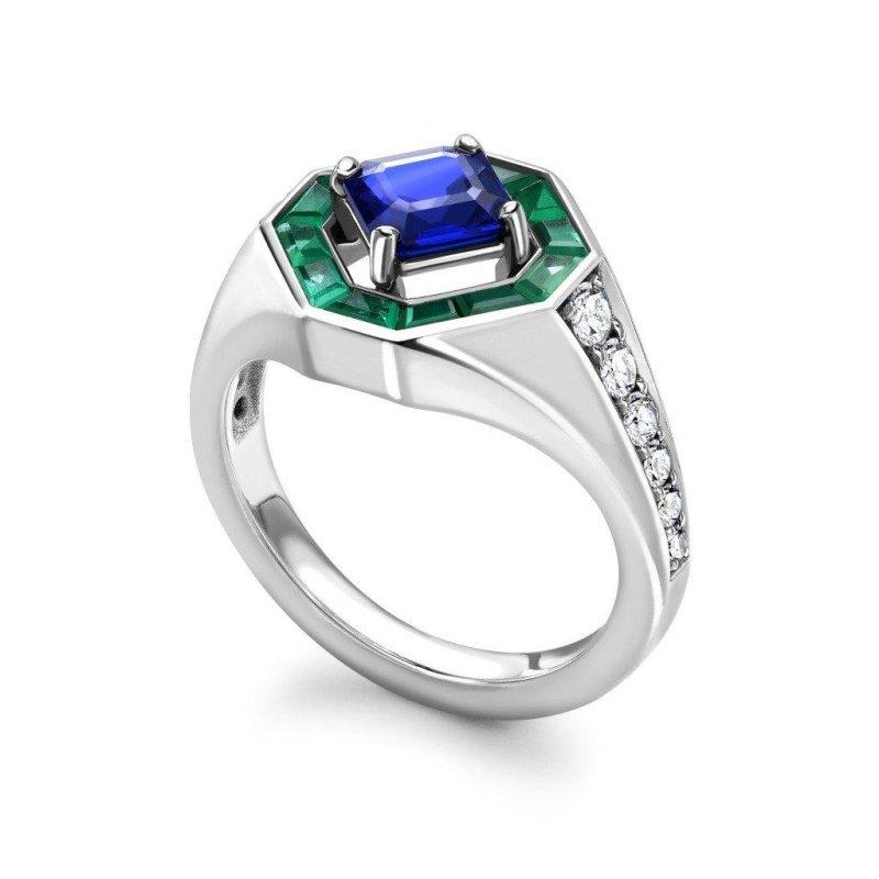 Antony Jewelers Contemporary style ring