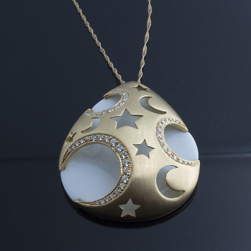 Antony Jewelers  Moon stone necklace