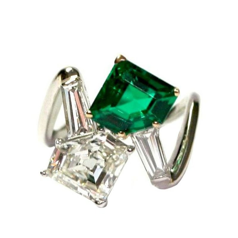 Antony Jewelers Double Color Fashion Ring