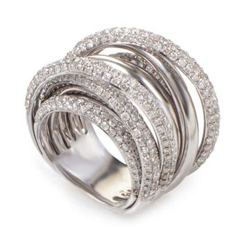 Diamond multi layered  band
