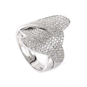 Unique Diamond Fashion Ring