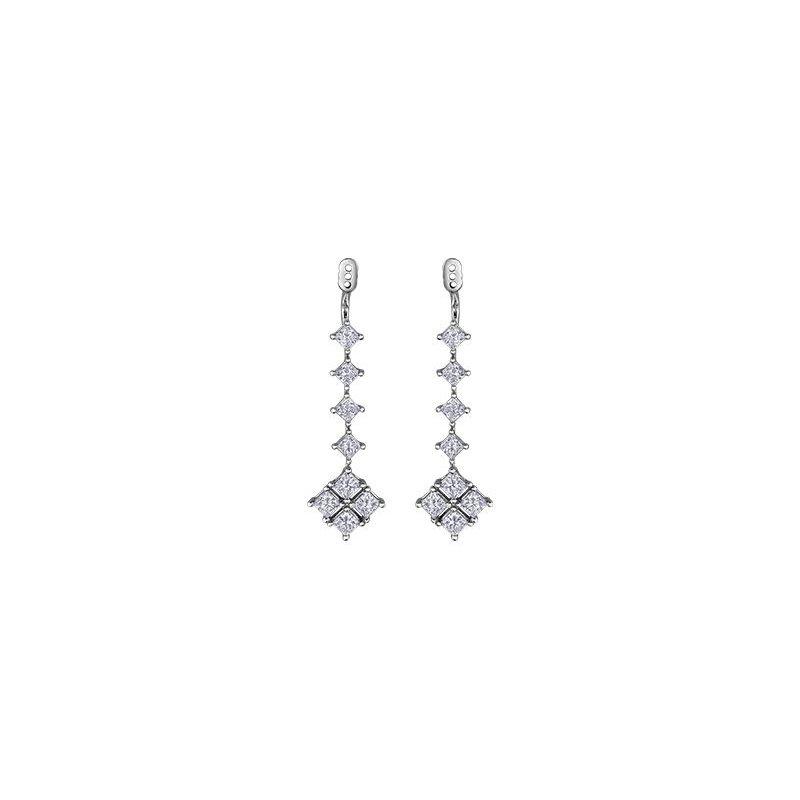 Maple Leaf Diamonds Diamond Jackets