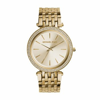 Darci Gold Tone Watch