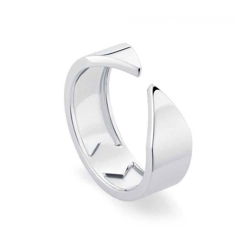 Bijoux Birks BIRKS ESSENTIALS Sterling Silver Open Ring