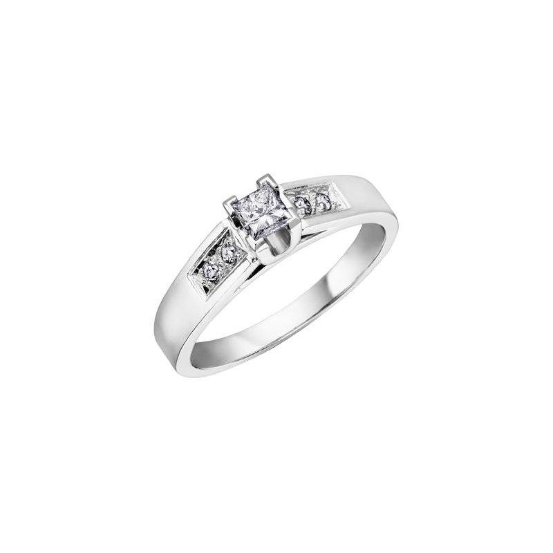 Diamond Days Classic Diamond Engagement Ring