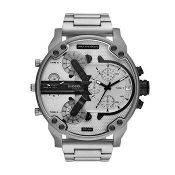 Silver 57mm Watch
