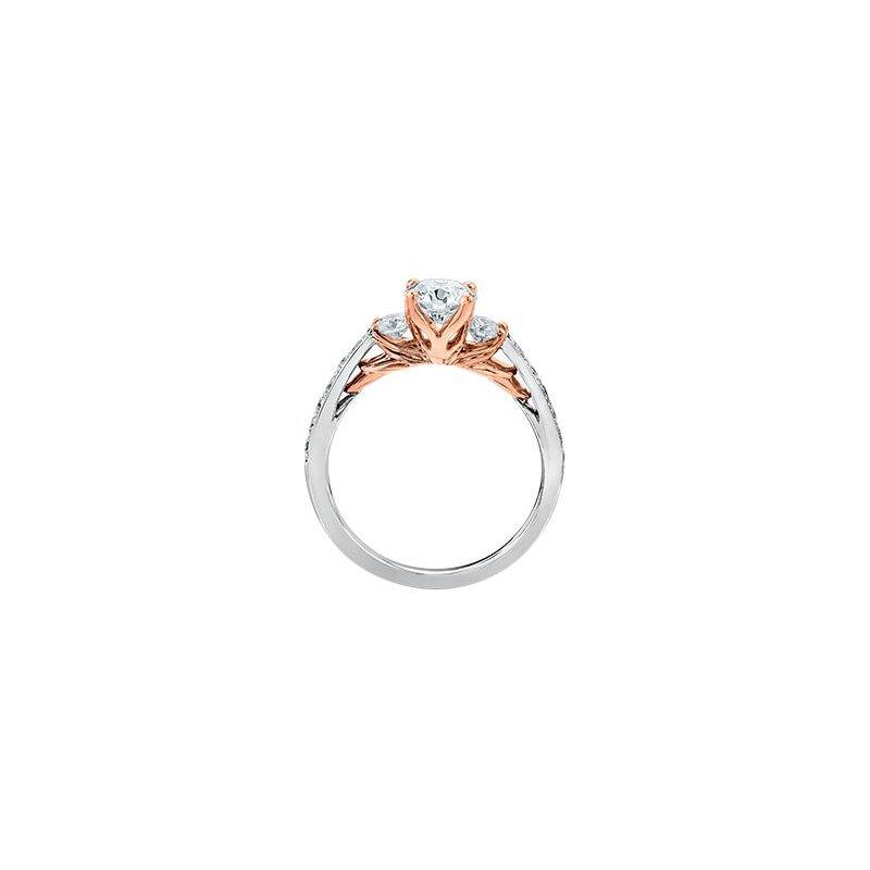 Maple Leaf Diamonds Eternal Flames Engagement Rings