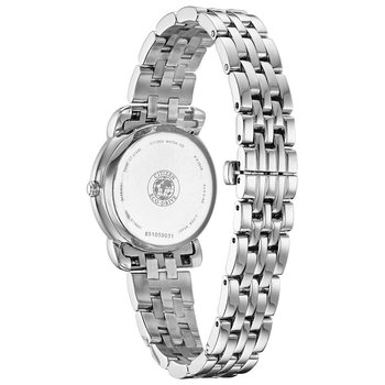 Ladies Eco-Drive Watch- JOLIE