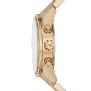Ritz Gold-Tone Watch