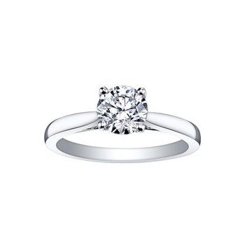1.00CT Solitaire Ring