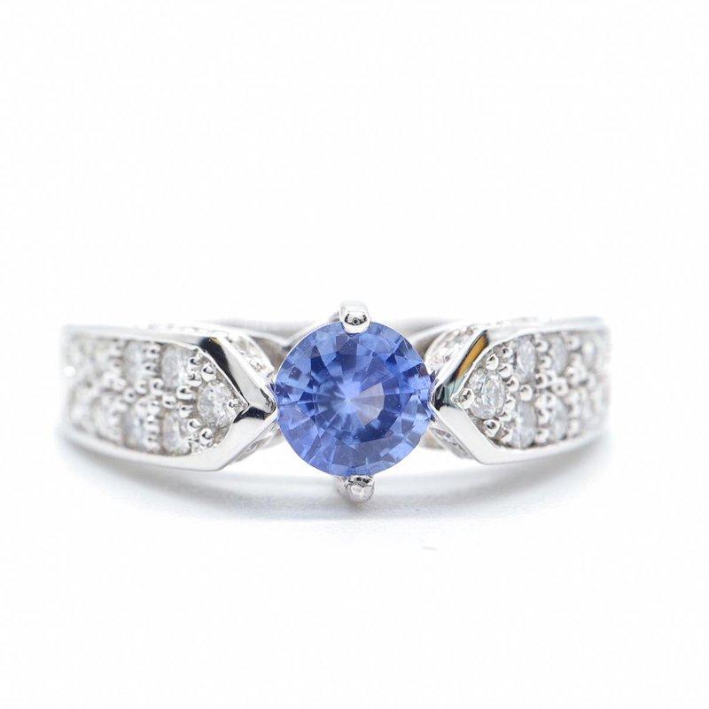 Diamond Days Ceylon Sapphire Ring