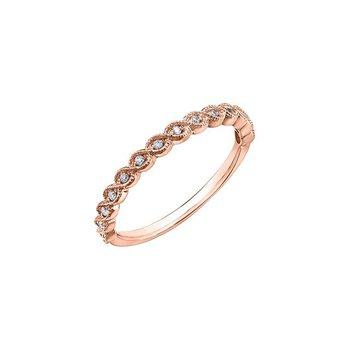 Diamond Stacking Ring