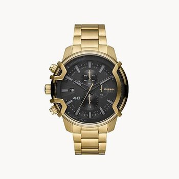Griffed Gold-Tone Watch