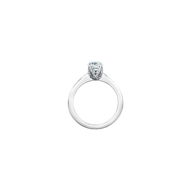 Maple Leaf Diamonds 0.50CT Diamond Engagement Ring