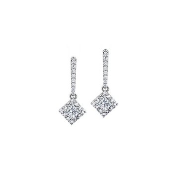 Diamond Dangles