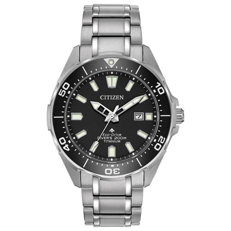 Citizen Men's Eco-Drive Watch- Promaster Diver