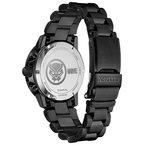 Citizen Men's Eco-Drive Watch- Black Panther